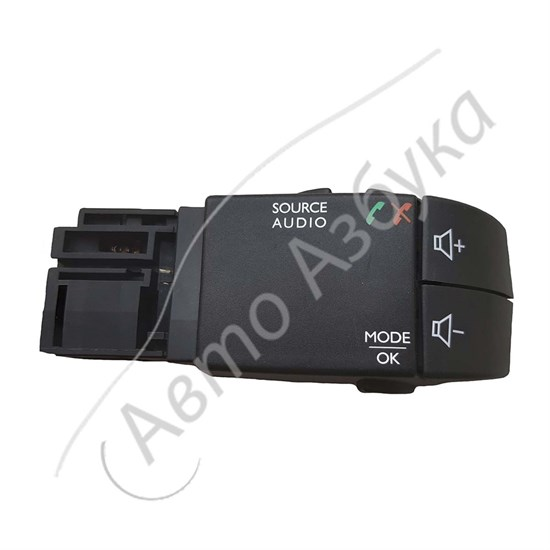Джойстик для магнитолы (Daewoo) прямоугольный 255522448R на ВАЗ Ларгус - фото 12840