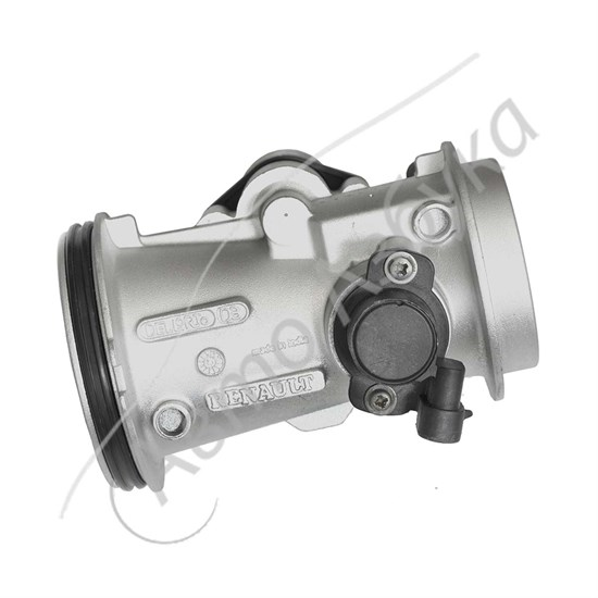 Дроссельная заслонка механическая 7700273699 на Лада Ларгус К7М, K7J L1,6 V8 - фото 12884