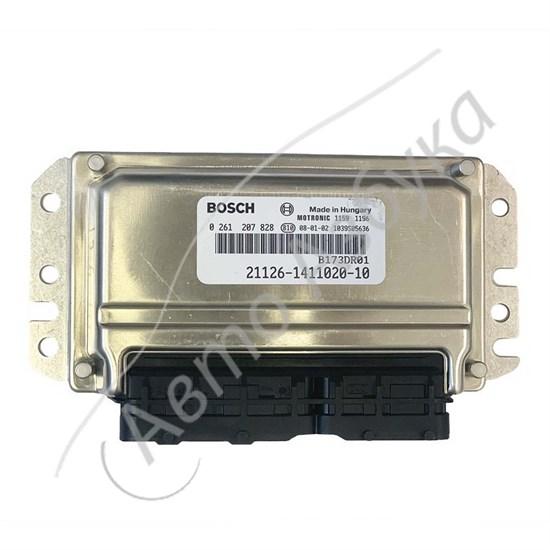 ЭБУ  контроллер 21126-1411020-10 (M7.9.7) для Приора  (16V, Е3) - фото 13009