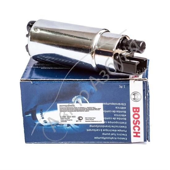 Мотор электробензонасоса 0 580 453 453 на ВАЗ 2108-2115, Калина, Приора, Нива - фото 8294