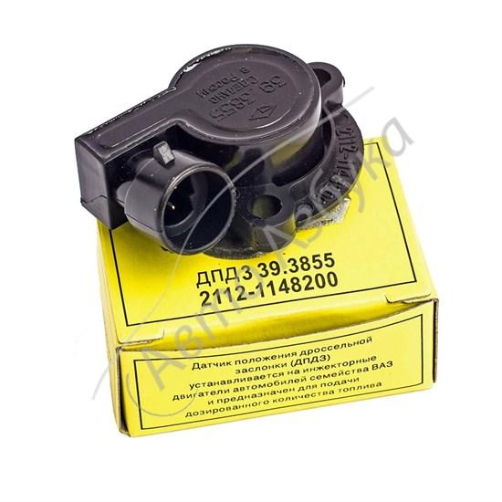 Датчик положения дроссельной заслонки (ДПДЗ) на ВАЗ 2108-2115 - фото 8299