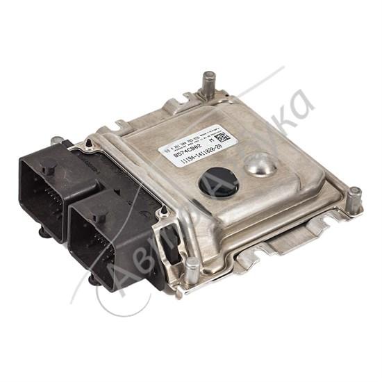 ЭБУ контроллер 11194-1411020-20 М 17.9.7. (E- GAS) на Калина - фото 8305