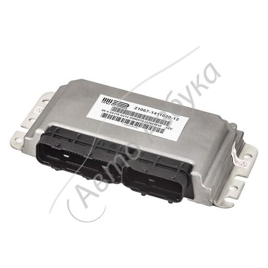 ЭБУ контроллер 21067-1411020-12 - фото 8323