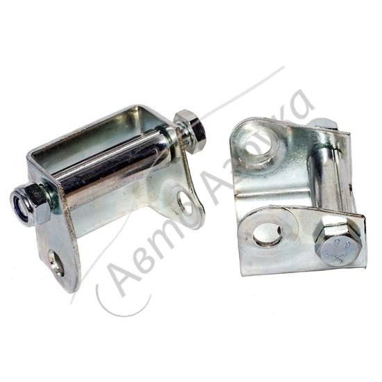 Проставки задней балки под амортизатор (2 отверстия) на ВАЗ Классика - фото 8428