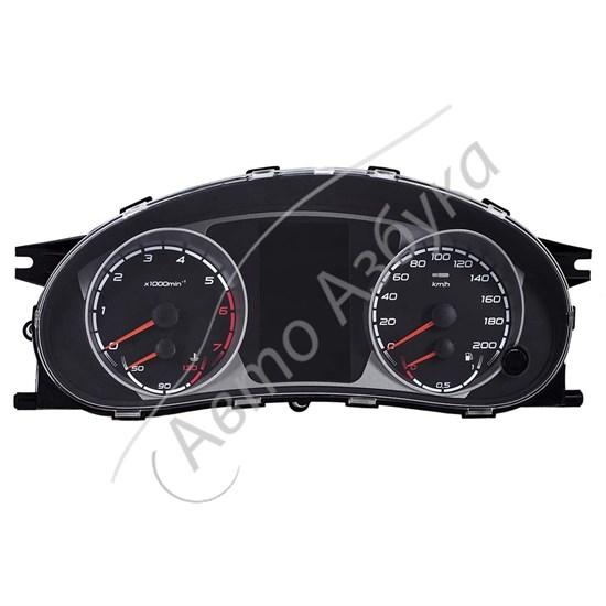 Комбинация приборов с навигатором (до 06.2012 г.) на ВАЗ Приора - фото 8535