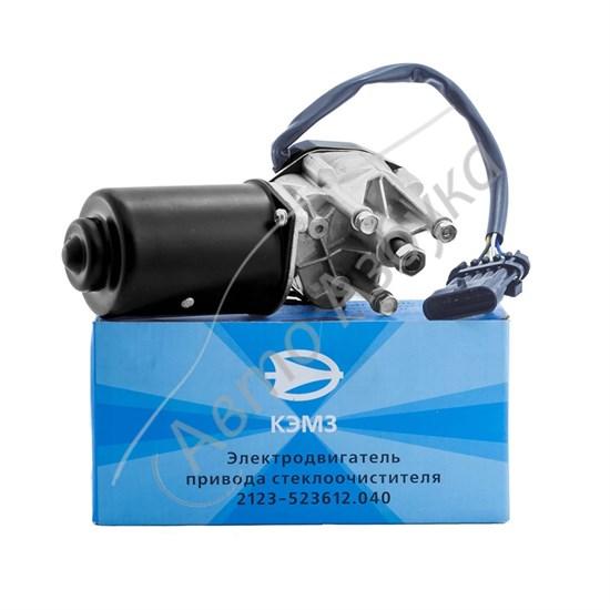 Моторедуктор стеклоочистителя на ВАЗ ВАЗ 2110-12, Шевроле Нива, Калина - фото 8591