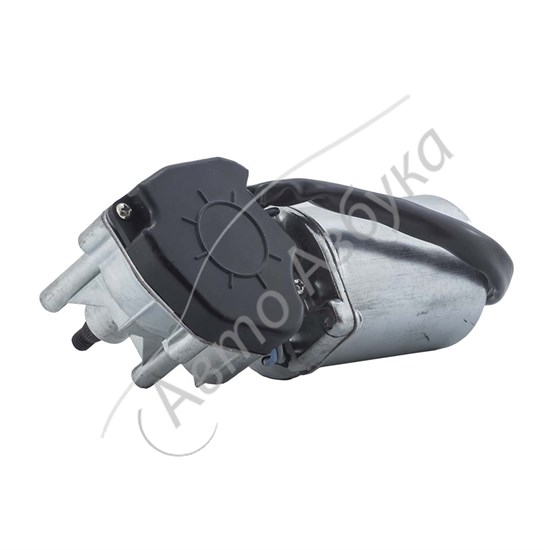 Моторедуктор стеклоочистителя тонкий вал (нового образца) на ВАЗ 2110 - фото 8594