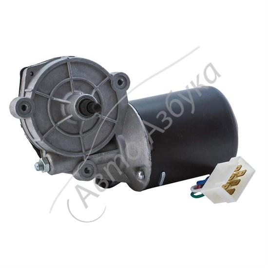 Мотор стеклоочистителя передний на ВАЗ 2109, ВАЗ 2108 - фото 8596