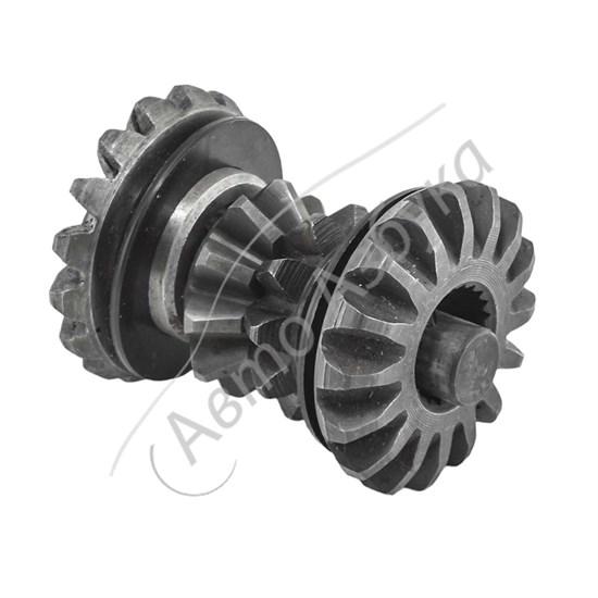 Ремкомплект дифференциала шестерни (сателлиты) нового образца на ВАЗ Нива - фото 8797