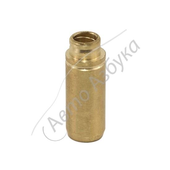 Втулка клапанов направляющая из латуни (комплект 4+4 шт.) на ВАЗ 2108-099 - фото 8921