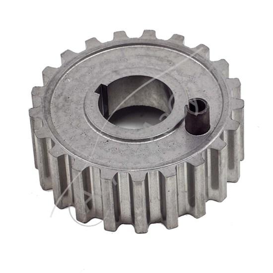 Шкив зубчатый ГРМ коленвала на ВАЗ 2108-099, Ока - фото 8994