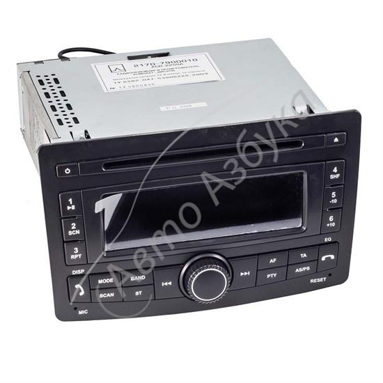 Автомагнитола кнопочная штатная (URAL) на ВАЗ Приора - фото 9111