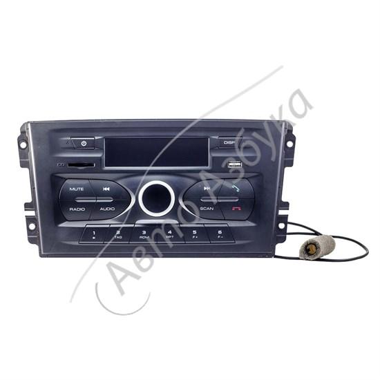 Автомагнитола кнопочная 2190-7900010-40 (штатная) на ВАЗ Калина 2 - фото 9113