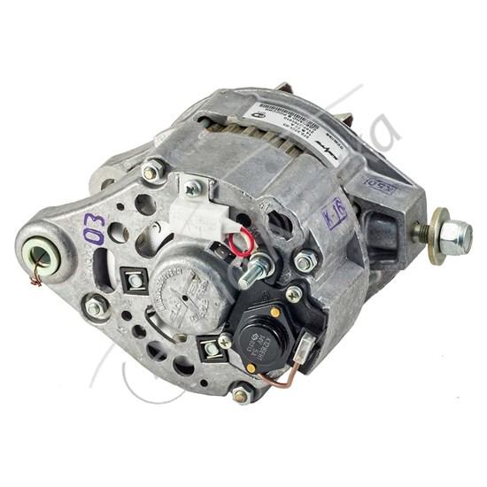 Генератор к инжекторным двигателям (14В, 73А ЗИТ) на ВАЗ 2104-2107 Классика - фото 9117