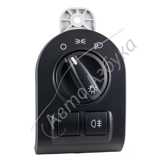 Модуль управления светотехникой (стандарт) на ВАЗ Гранта, Калина 2 - фото 9165