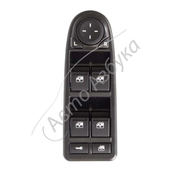 Модуль двери водителя блок управления на 4 двери на Калина Люкс - фото 9178