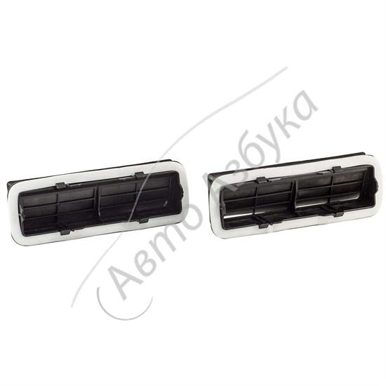 Дефлекторы вытяжной вентиляции кузова на Калина, Гранта - фото 9224
