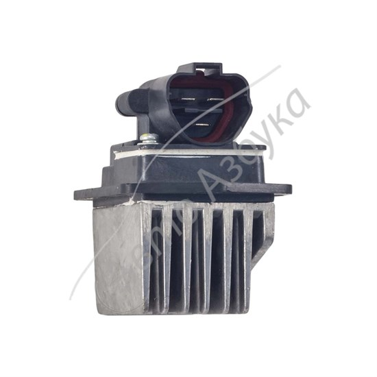 Резистор вентилятора отопителя (сопротивление добавочное) на ВАЗ Приора - фото 9331