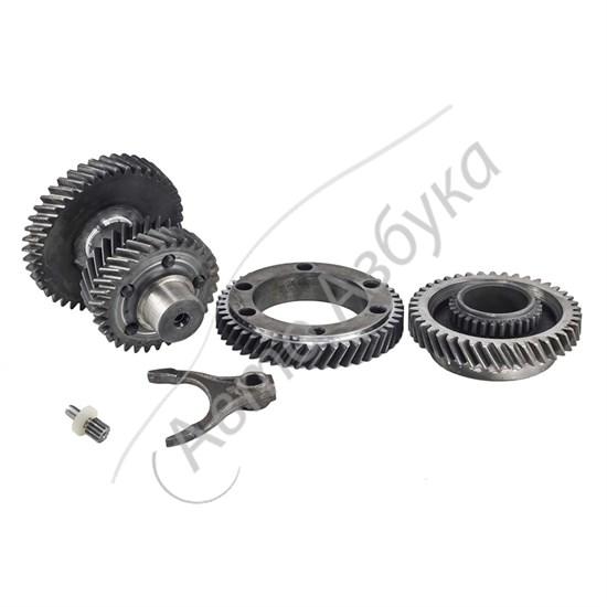 Ускоренная раздатка для форсированных двигателей УРКПП на ВАЗ Нива - фото 9423