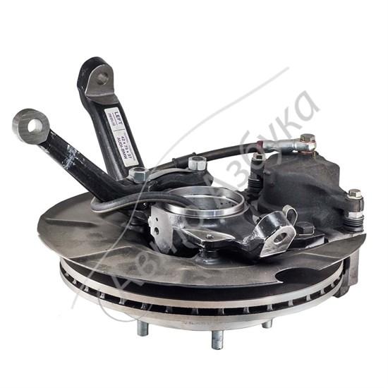 Усиленный передний ступичный узел с вентилируемым диском (24 шлица) - фото 9425
