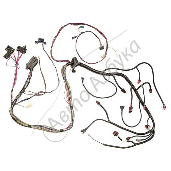 Жгут ЭБУ контроллера Bosch 2112 или Январь 5.1 на ВАЗ 2110 - фото 9487
