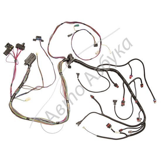 Жгут ЭБУ контроллера Bosch 2112-50 МР 7.0 Е-3 на ВАЗ 2110, 2111, 2112 - фото 9489