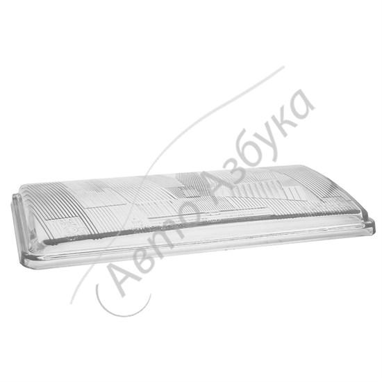 Стекло Блок фары правое (рассеиватель) на ВАЗ 2108-21099 - фото 9541