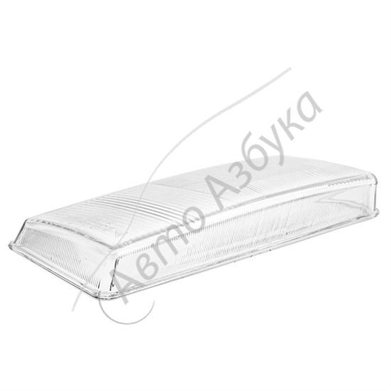 Стекло левое (рассеиватель Блок фары) на ВАЗ 2110, 2111, 2112 - фото 9545
