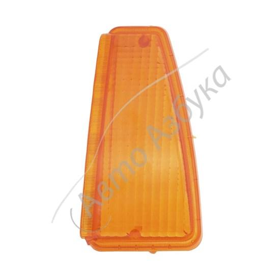 Рассеиватель желтый правый указателя поворота на ВАЗ 2108-21099 - фото 9555