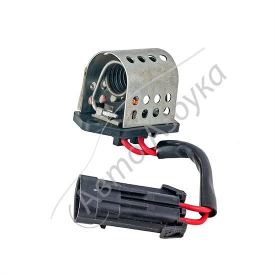 Резистор добавочный вентилятора охлаждения (РВО-М, РВО-МК) на ВАЗ Нива - фото 9648