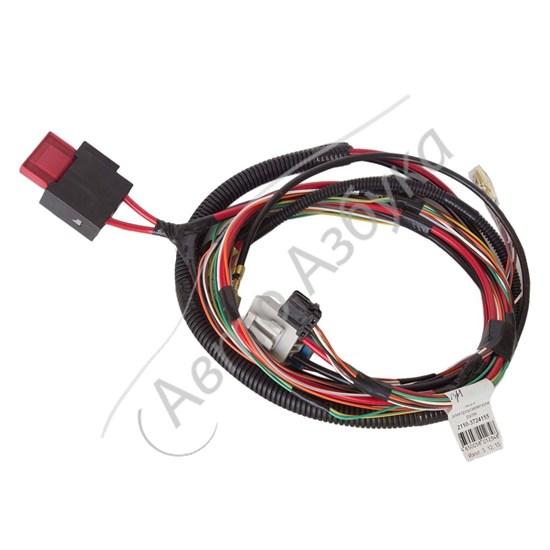 Универсальный жгут проводов для подключения электроусилителя руля на ВАЗ - фото 9813