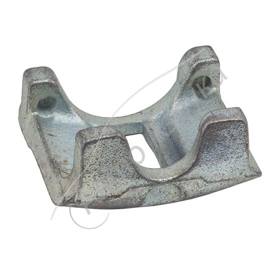 Скоба суппорта переднего тормоза на ВАЗ 2110-12, Калина, Приора, Гранта - фото 9851