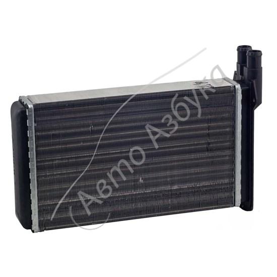 Радиатор печки алюминиевый с уплотнителем в сборе на ВАЗ 2108-099 - фото 9868