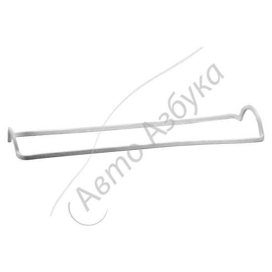 Прокладка клапанной крышки силиконовая ДМРВ (8 кл.) на ВАЗ 2108-2115 - фото 9870