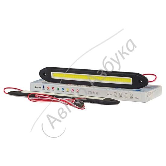 Дневные ходовые огни G15 универсальные 80 LED комплект - фото 9871