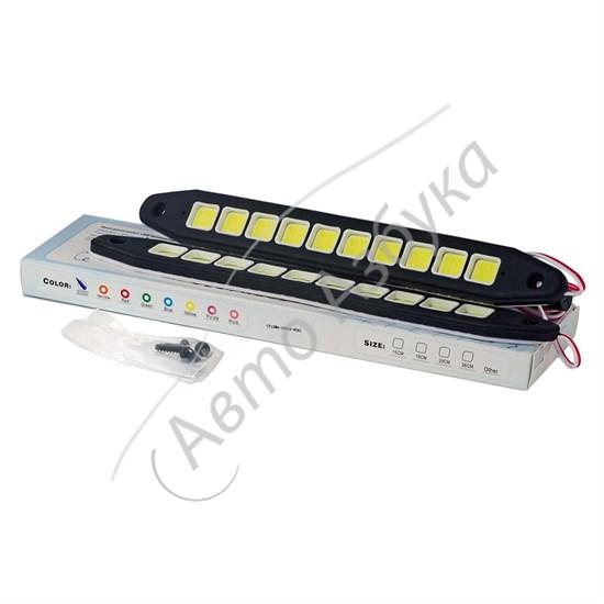 Дневные ходовые огни G13 DRL 80 LED  на 12 Вольт комплект - фото 9874