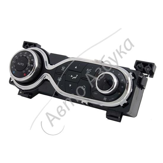 Блок управления кондиционером отоплением и вентиляцией на ВАЗ Ларгус - фото 9908