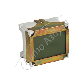 Индикатор комбинации приборов жидкокристаллический на Калина, Приора