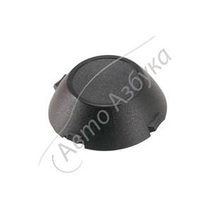 Колпак ступицы штампованного диска колеса на ВАЗ Ларгус