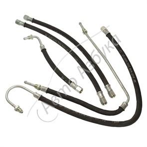 Шланги топливные высокого давления (5 шт.) ВАЗ 2110-2112