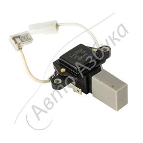 Реле с щеточным узлом в генератор (9402-03,-04,14В,80А)