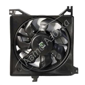 Электровентилятор охлаждения двигателя на ВАЗ Гранта, Датсун, Калина 2
