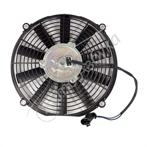 Вентилятор радиатора охлаждения кондиционера на Калина, Приора