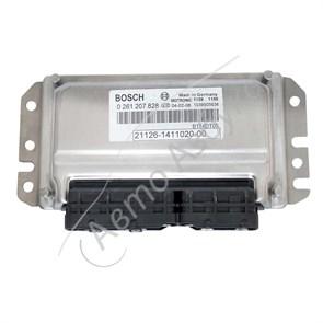 ЭБУ 21126-1411020-00 (M7.9.7+ 16V; 1,6 L) с кондиционером на ВАЗ Приора