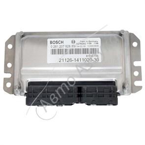 ЭБУ 21126-1411020-30 (M7.9.7+, 16V; 1,6 L) с кондиционером на ВАЗ Приора
