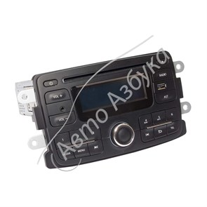 Автомагнитола кнопочная 281150132R (штатная) на ВАЗ Икс Рэй