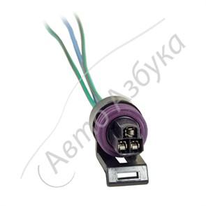 Разъём к датчику положения дроссельной заслонки (3 клеммы) на ВАЗ 2112