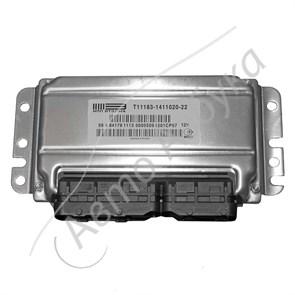 ЭБУ Январь 7.2 11183-1411020-22 электронный блок управления двигателем