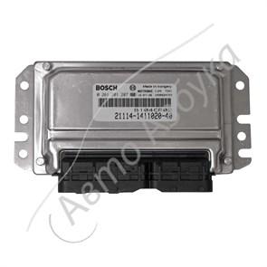 ЭБУ 21114-1411020-40 (М7.9.7+) V8, L 1,6, Е-3 на ВАЗ Калина