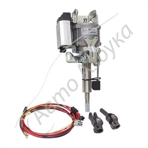 Электроусилитель руля с комплектующими (рейка 4.1) на ВАЗ Приора